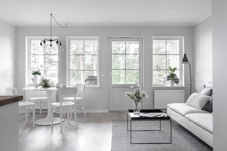 Interiör lägenhet, Rämsbyn